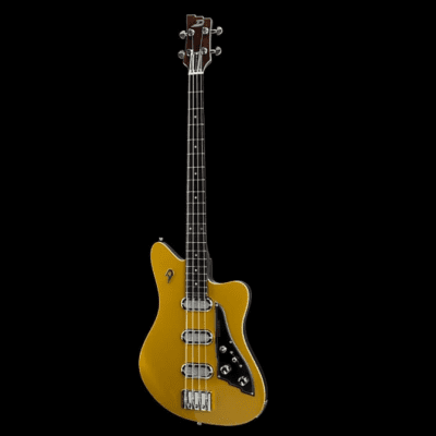 Duesenberg Triton Bass  Gold Top for sale