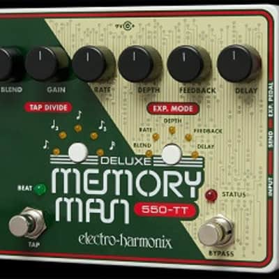 Electro Harmonix Deluxe Memory Man 550-TT for sale