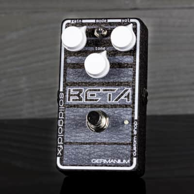 BETA MKII - GERMANIUM BASS OVERDRIVE/PREAMP