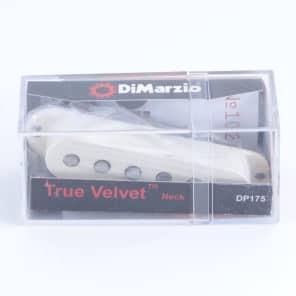 DiMarzio DP175AW True Velvet Single Coil Neck Pickup