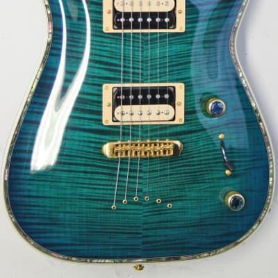 Empire ATS-LAM Aquamarine Translucent Blue #021 USA 1999 for sale