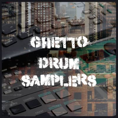 Goldbaby Ghetto Drum Samplers image