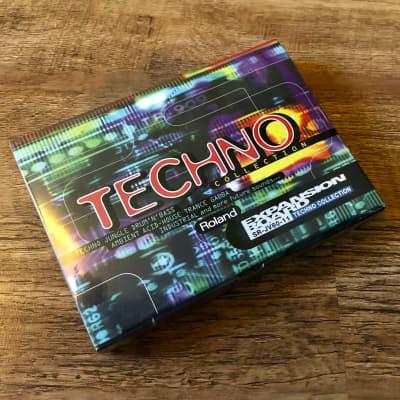 Roland SR-JV80-11 Techno  Expansion Board JV/XV Series 1080/2080/3080/5080/990 SRJV