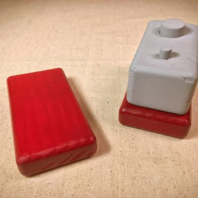 Stomp Riser - Mini - 2 Pack - Cranberry by KYHBPB - Available Now!