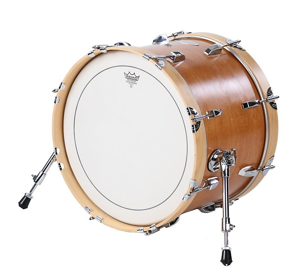 travel bass drum 12 x 18 by side kick drums 2016 reverb. Black Bedroom Furniture Sets. Home Design Ideas