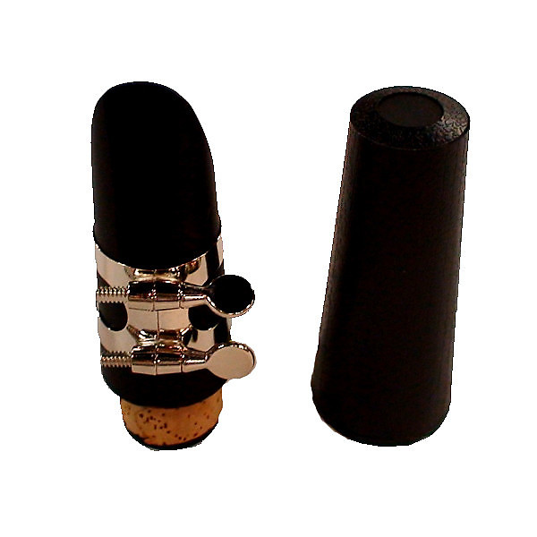 Bari Esprit Bb Clarinet Mouthpiece Polished Cap//Lig not included ESMCLP