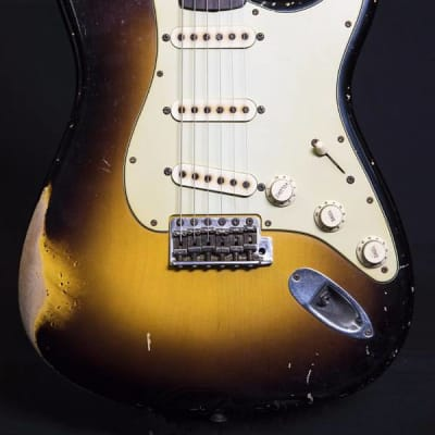 Fender 62 stratocaster relic masterbuilt john cruz 2016 for sale
