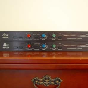 dbx 160X Compressor/Limiter Pair