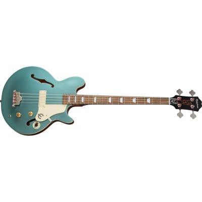 Epiphone Jack Casady Bass, Faded Pelham Blue for sale