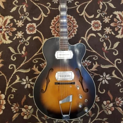 1960s Kay Swingmaster K672 for sale