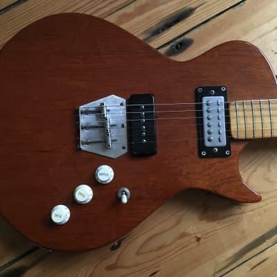 Vintage Wilson ? WEM Unbranded Guitar Made in UK Prototype Shergold 1960s for sale