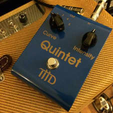 THD Quintet Tone Curve Pedal
