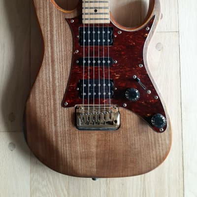 Ibanez Ex1500 1994 Brown Wood for sale