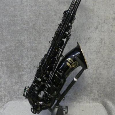 Shrader 372BLK Tenor Saxophone