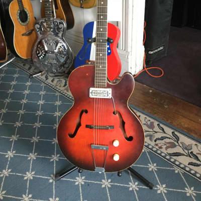 Harmony Barclay 1960's Cherryburst for sale