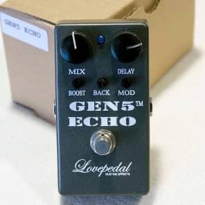 Lovepedal Gen 5 Echo