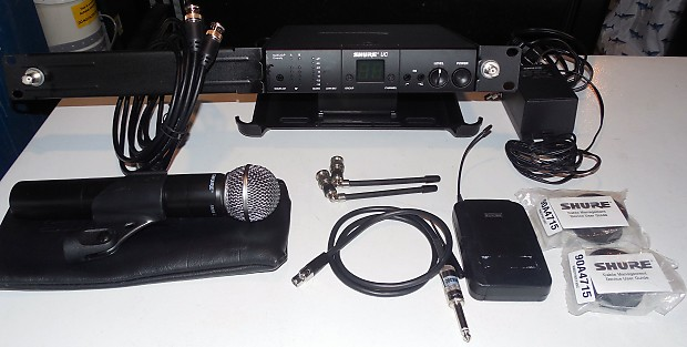 Shure UC-UB UHF Wireless Microphone/Instrument System - FREE Shipping!