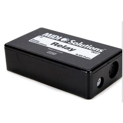 Midi Solutions Relay Programmable Relay Box - return