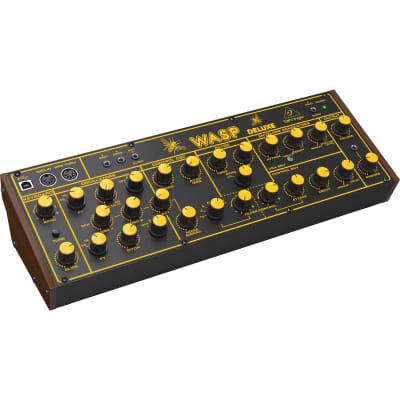 Behringer WASP Deluxe Desktop Synthesizer