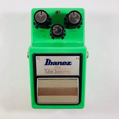 Ibanez TS9 Tube Screamer Reissue