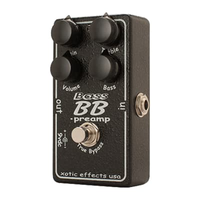 Xotic Effects BBBP Bass BB Preamp for sale