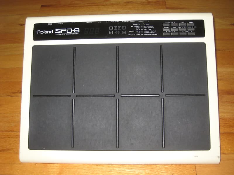 Hedendaags Roland SPD-8-Digital Percussion Pad | Joseph's Gear | Reverb WC-54