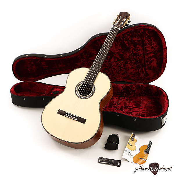 3b2ee00bf Cordoba C9 SP MH Luthier Series Spruce Top Classical Guitar