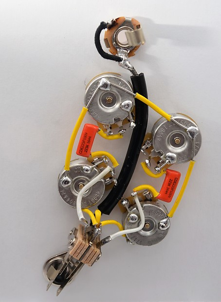 Sg type wiring harness by jel k cts short shaft