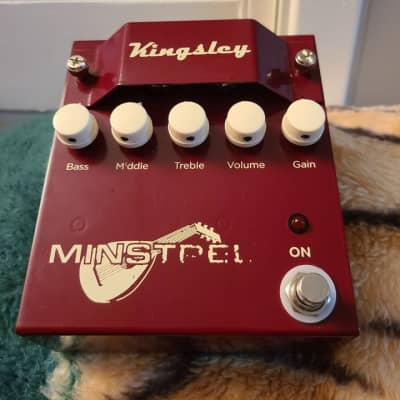 Kingsley Minstrel V1 2012 Red for sale