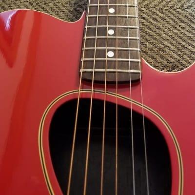 Kramer Ferrington KFT-2 80's Rare Super High Gloss Cherry Red. for sale