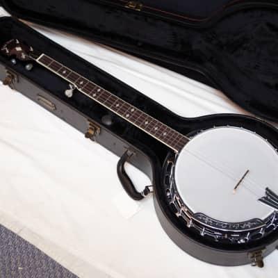 GOLD TONE BG-250F 5 string banjo NEW w/ CASE - Convertible -Bell Brass Tone Ring
