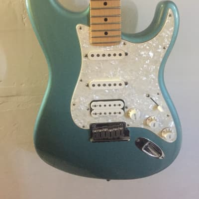 Fender American Fat Stratocaster Texas Special 2001 Guitar w/ Fender Hard case for sale