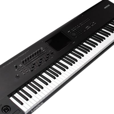 Korg Kronos 88 X UPDATE Kronos88 Synthesizer (2011) + 6 x EXS Sound Libraries