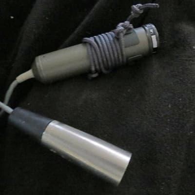 AKG D110 VINTAGE OMNI DYNAMIC LAVALIER MICROPHONE W/XLR CABLE