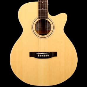 Freshman Renegade Folk Electro Acoustic in Natural for sale