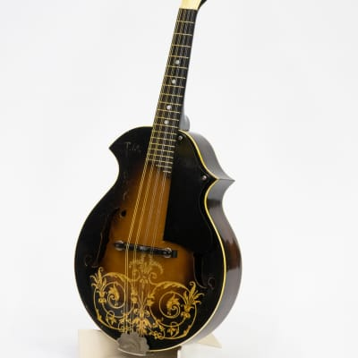Kay Kraft Venetian Mandolin 1930s Sunburst for sale