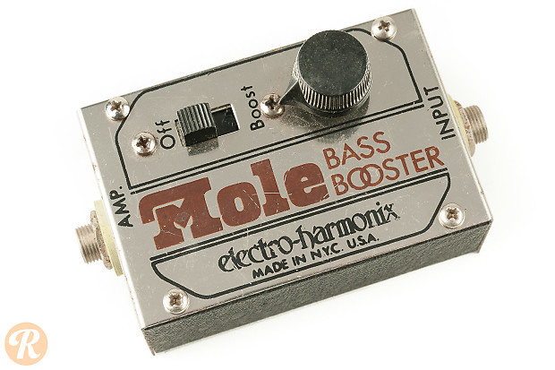 Electro-Harmonix Mole Bass Booster