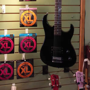 Telluride 1/2 size guitar full scale Black for sale