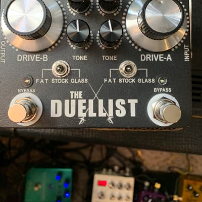 King Tone Guitar The Duellist Dual Overdrive