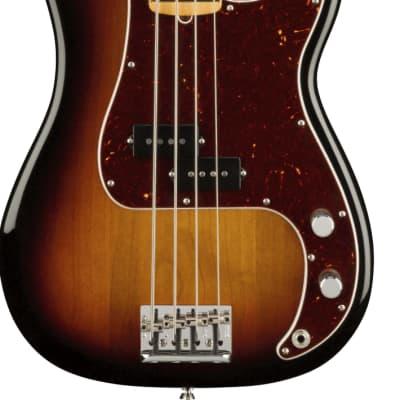 Fender American Professional II Precision Bass MP 3-Color Sunburst w/case