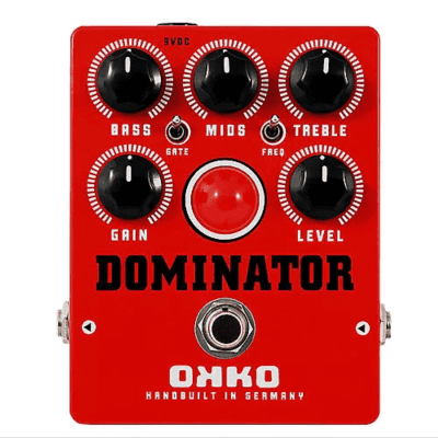 OKKO Pedals Dominator Distortion