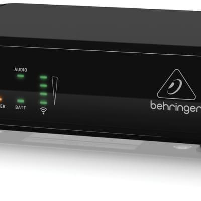 NEW Behringer ULM300MIC Ultralink 2.4GHx Handheld Digital Wireless Microphone & Receiver