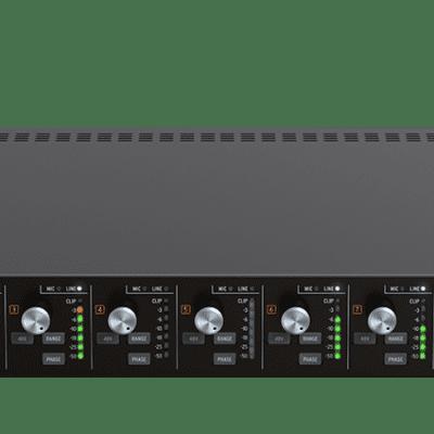 Arturia Audio Fuse 8 Pre Rack Mount PreAmp AUDIOFUSE8PRE AudioFuse