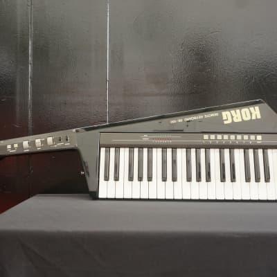 Rare Vintage 1984 Original KORG RK-100 Remote Keyboard / MIDI Controller Black
