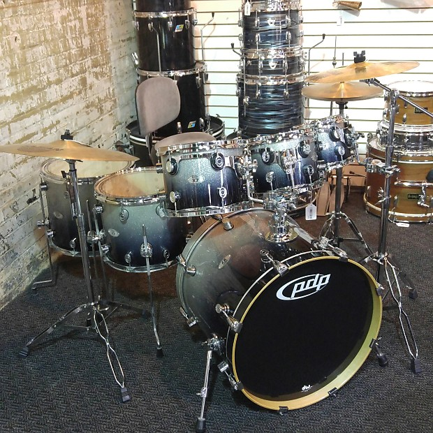 Pdp X7 Series All Maple 7 Piece Reverb