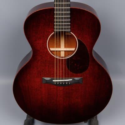 2011 Santa Cruz F Model All Mahogany Acoustic Guitar for sale