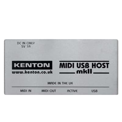 Kenton MIDI USB Host MkII - Return