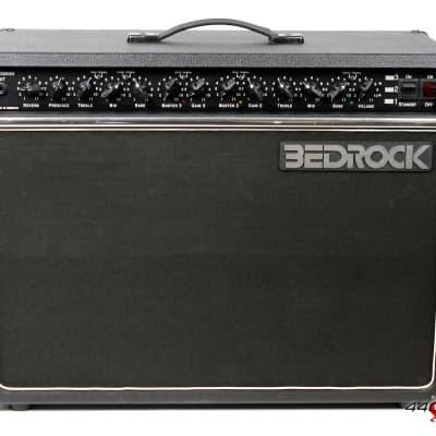 Bedrock 1000 Series 1052 60W 2x12 Combo 220V-240V - RARE! for sale