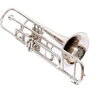 sai musicals tr-01 Valve Trombone Nickel Plated Bb 2020