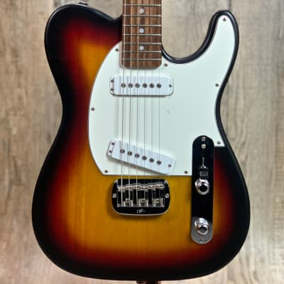 G&L USA ASAT Special Empress 3-Tone Sunburst Frost 6.0lbs w/case for sale
